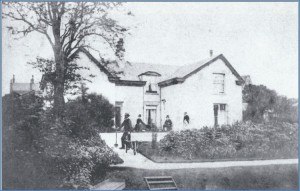 Bradshaw Hall 1870
