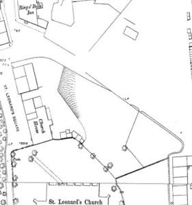 1891 Church House (Farm)