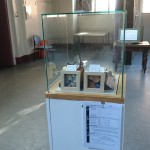 MAS Display Case in the School Hall